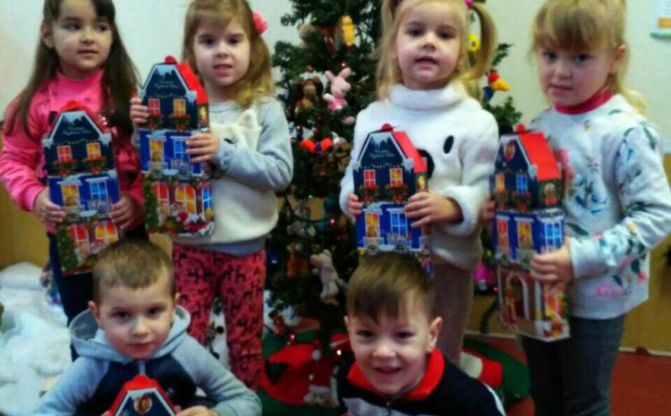 Pan Kurchak congratulated Volyn children on St. Nicholas Day