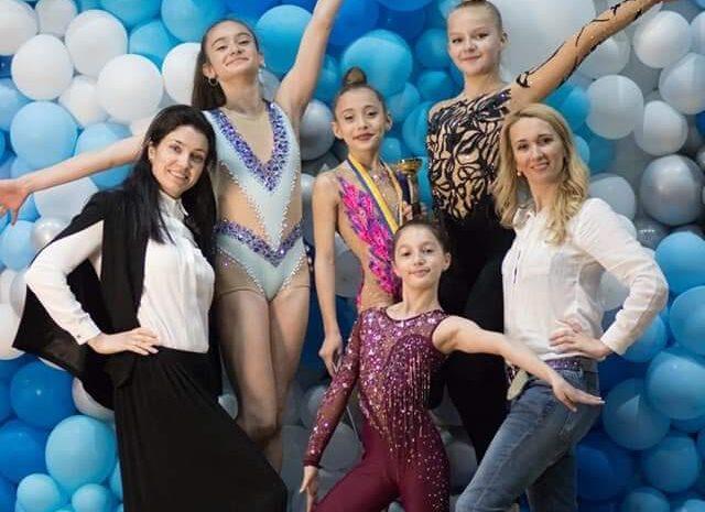 ТзОВ «Віра-1» стало спонсором турніру з художньої гімнастики +ФОТО