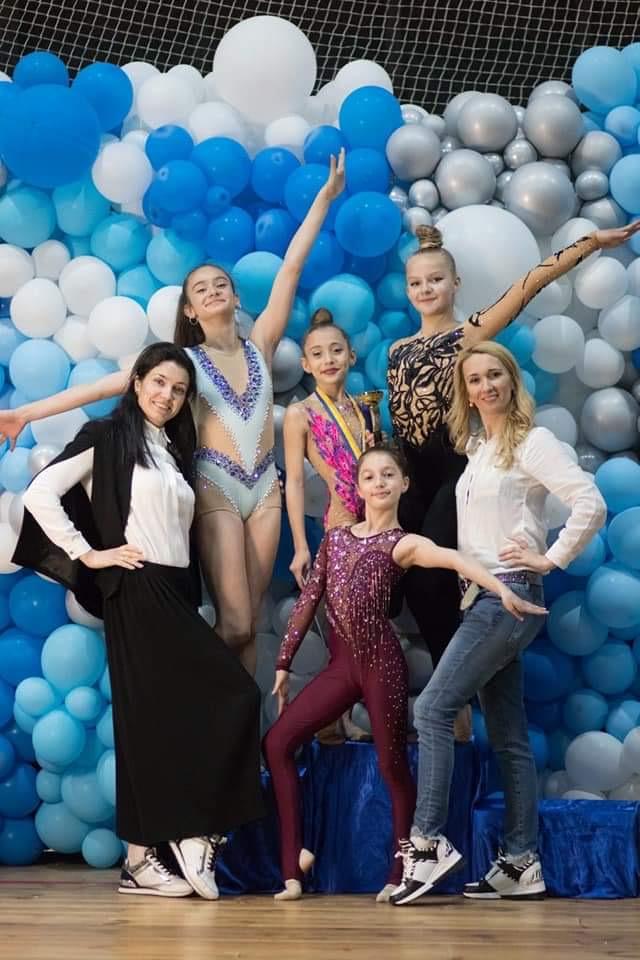 Vira-1 became a sponsor of the rhythmic gymnastics tournament + PHOTOS