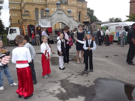 """In Berestechko with the help of Agropromgroup """"Pan Kurchak"""" celebrated the 567th anniversary of the birth of the town"""