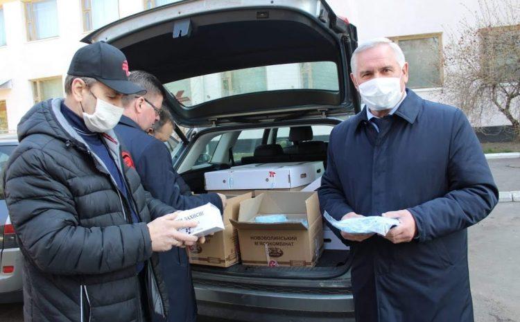 Europejska Fundacja Charytatywna Vector i Pan Kurchak Agro-Industrial Group przekazują pomoc społecznościom wołyńskim