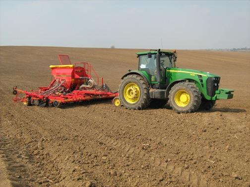 "APG ""Pan Kurchak"" has increased the area under grain"