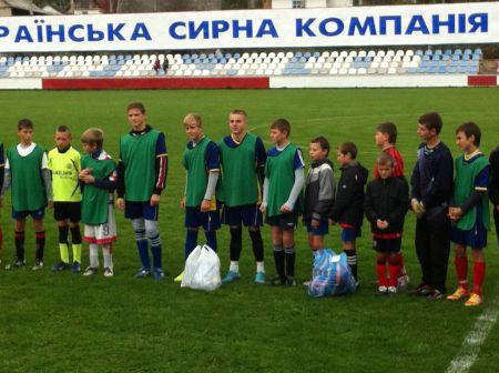 """Grupa rolno-przemysłowa """"Pan Kurchak"""" była sponsorem turnieju piłki nożnej dla dzieci"""