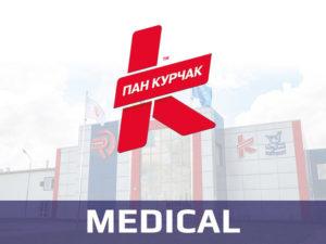 Pan Kurchak medical support